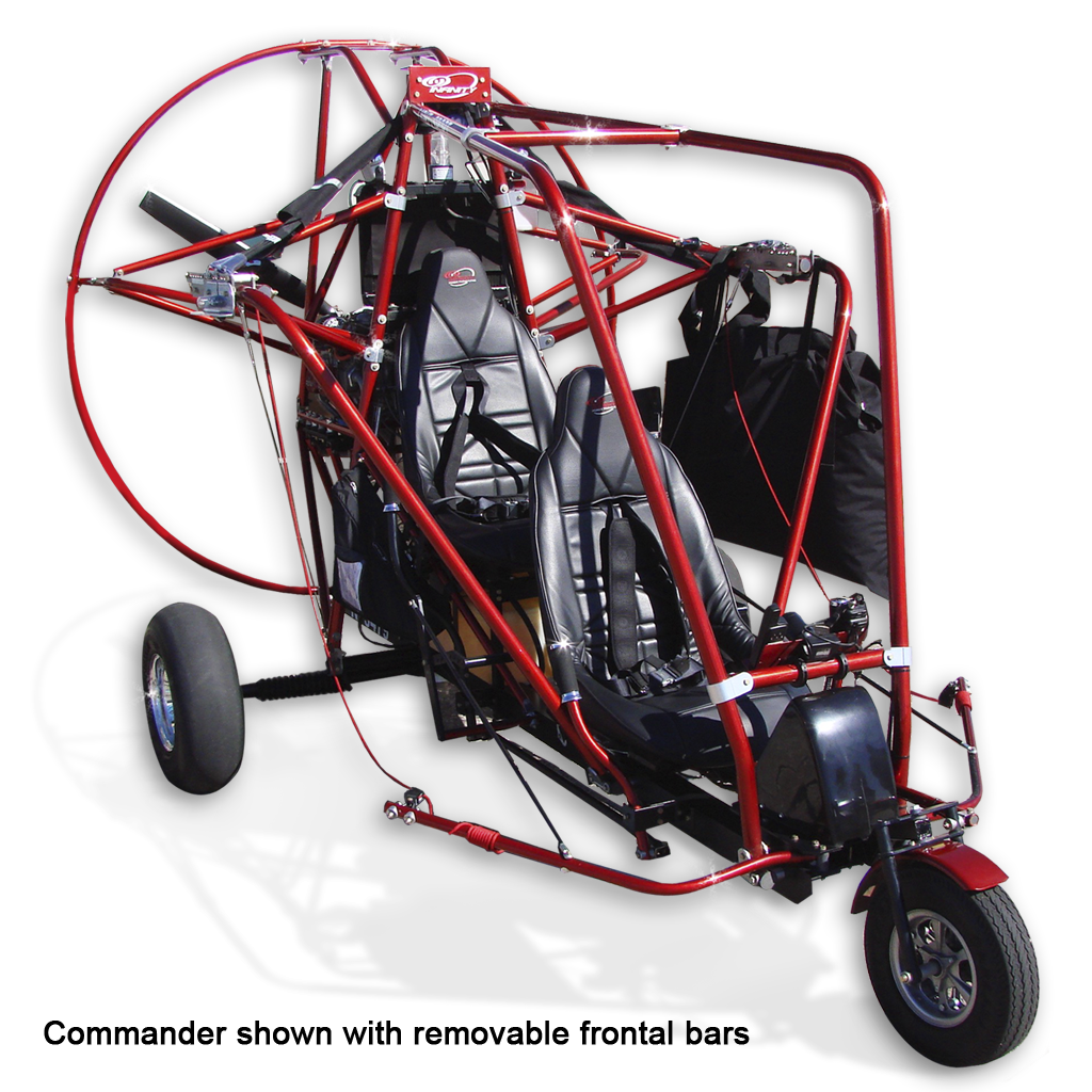 Infinity powered parachute Commander product image