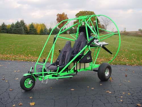 Infinity PPC green plane image